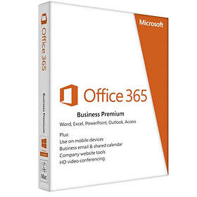 Microsoft Office 365 Business Premium Ger
