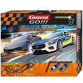 Carrera Toys GO!!! Police Check (62463)