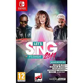 Let's Sing 2019 (+ Microphone) (Switch)