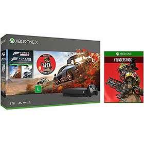 Microsoft Xbox One S 1TB (inkl. Forza Horizon 4 + Forza Horizon 7)