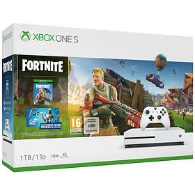 Microsoft Xbox One S 1To (+ Fortnite)