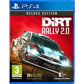 DiRT Rally 2.0 - Digital Deluxe Edition (PS4)