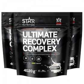 Star Nutrition Ultimate Recovery Complex 12kg