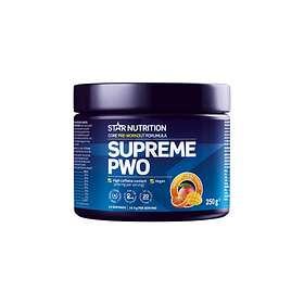 Star Nutrition Supreme PWO 0,25kg