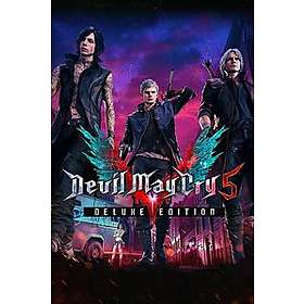 Devil May Cry 5 - Deluxe Edition (PS4)