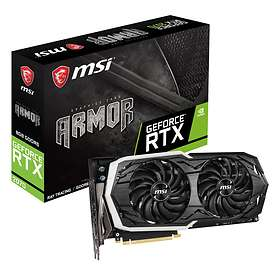 MSI GeForce RTX 2070 Armor HDMI 3xDP 8GB