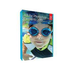Adobe Photoshop Elements 2019 Win/Mac Eng (Oppgradering)