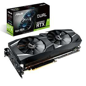 Asus GeForce RTX 2070 Dual Advanced HDMI 3xDP 8Go