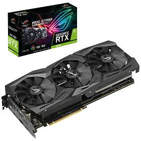 Asus GeForce RTX 2070 ROG Strix Gaming OC HDMI 3xDP 8Go