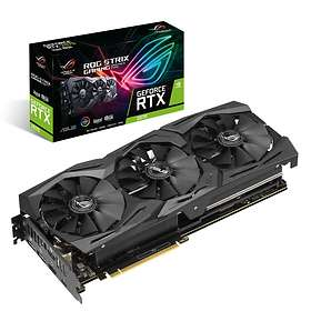 Asus GeForce RTX 2070 ROG Strix Gaming Advanced 2xHDMI 2xDP 8Go