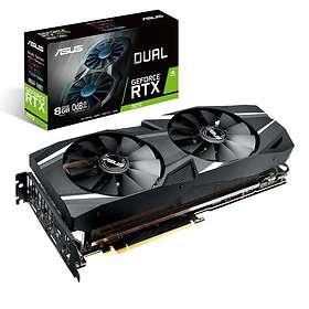Asus GeForce RTX 2070 Dual HDMI 3xDP 8Go
