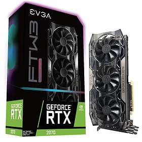 EVGA GeForce RTX 2070 FTW3 Ultra HDMI 3xDP 8Go