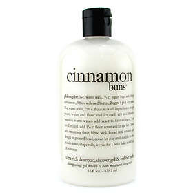Philosophy Cinnamon Buns Shampoo Shower Gel & Bubble Bath 480ml