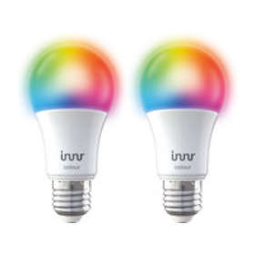 Innr LED Bulb RGBW RB 285 C-2 806lm E27 9,5W 2-pack (Dimbar)