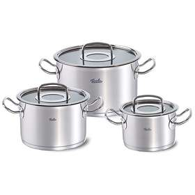 Fissler Original Pro Collection Grytset 3 delar