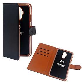 Celly Wallet Case for Huawei Mate 20 Lite
