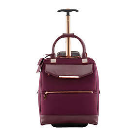 9efb8147b39e Find the best price on Ted Baker Lugso Metallic Trim Travel Bag ...