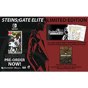 Steins;Gate Elite - Limited Edition (Switch)