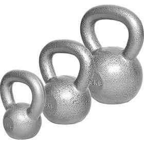 Gorilla Sports Kettlebell Massive Iron 32kg Set