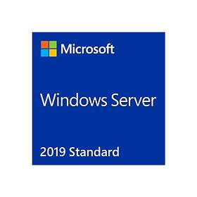 Microsoft Windows Server 2019 Standard 24 Core Eng (64-bit OEM)
