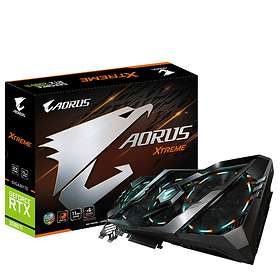 Aorus GeForce RTX 2080 Ti Xtreme Edition 3xHDMI 3xDP 11Go