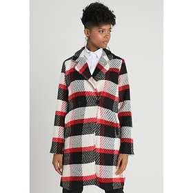 Vila Viquelle Checkered Coat (Dame)