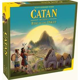 Catan Histories: Rise of The Inkas (exp.)
