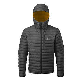 e965f8dc Best pris på Rab Microlight Alpine Long Jacket (Herre) Jakker ...