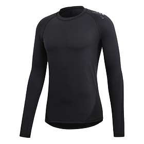 Adidas Alphaskin Compression LS Shirt (Herre)