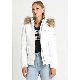 b1730d64 Find the best price on Tommy Hilfiger Tommy Jeans Essential Hooded ...