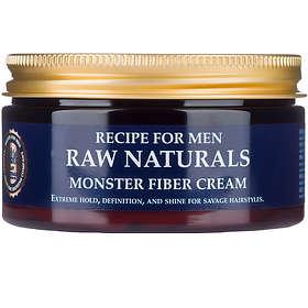 Recipe for Men Raw Naturals Monster Fiber Cream 100ml