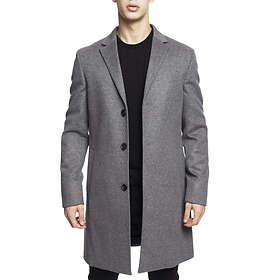 Calvin Klein Lambswool Cashmere Classic Coat (Herr)
