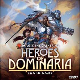 Magic: The Gathering - Heroes of Dominaria Board Game (Standard Edition)