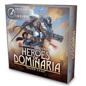 Magic: The Gathering - Heroes of Dominaria Board Game (Premium Edition)