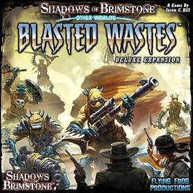 Shadows of Brimstone: Other Worlds – Blasted Wastes (Exp.)