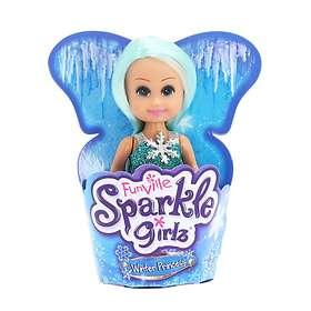 Sparkle Girlz Cupcake Winter Princess