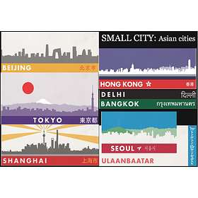 Small City around the world #1: Asian Cities (Exp.)
