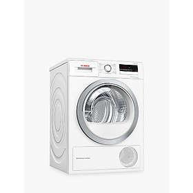 Bosch WTW85231GB (White)