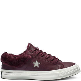 Converse One Star Street Warmer Leather Low (Unisex)