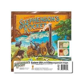Stephenson's Rocket: Eastern USA & China (Exp.)
