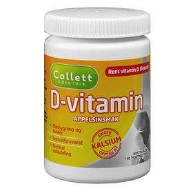 Collett D-Vitamin 150 Kapslar