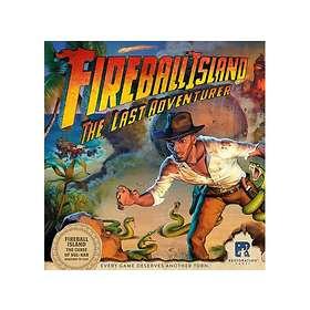 Fireball Island: The Curse of Vul-Kar – The Last Adventurer (Exp.)