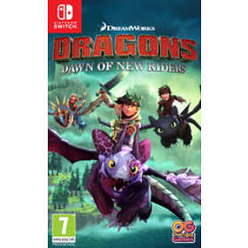 Dragons: Dawn of New Riders (Switch)