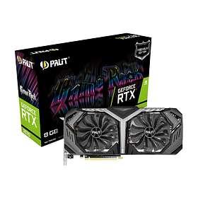 Palit GeForce RTX 2070 GameRock Premium HDMI 3xDP 8GB