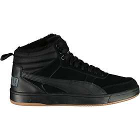 super popular 44c4d 9ab3f Puma Rebound Street V2 Suede Fur High Tops (Unisex)