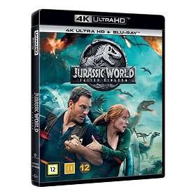 Jurassic World: Fallen Kingdom (UHD+BD)