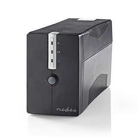 Nedis UPSD650VBK
