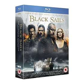 6318ecf7bbd83 Find the best price on Black Sails - The Complete Collection ...