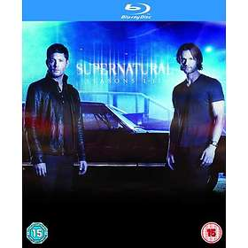 Supernatural - Seasons 1-13 (UK)