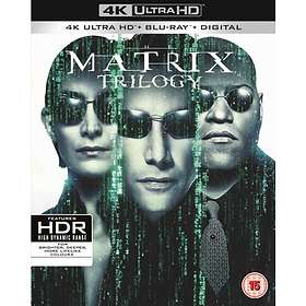 The Matrix Trilogy (UHD+BD) (UK)